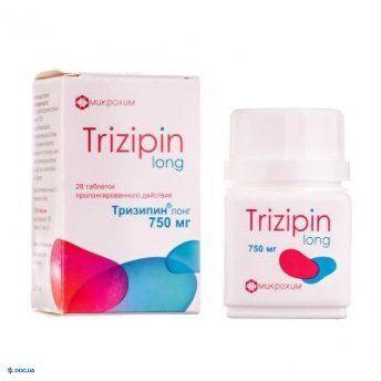 Тризипин Лонг таблетки 750 мг №28