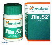 Препарат: Лив-52 таблетки №100