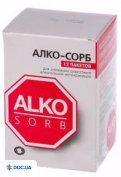 Препарат: Алко-сорб саше 7,5 мг № 12