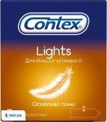 Препарат: Презервативы Contex ультра тонкие №3