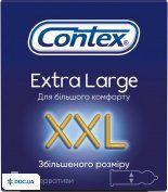 Препарат: Презервативы Contex XXL №3