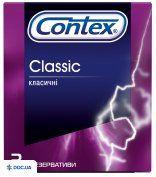 Препарат: Презервативы Contex класические N3
