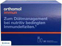 Препарат: Orthomol Immun капсул. (возобновление иммунной системы) 30 дней