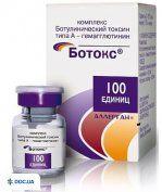 Препарат: Ботокс порошок для инъекций 100 ЕД-Аллерган флакон №1
