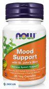 Препарат: Now Mood Support (Нау Муд Саппорт) поддержка ЦНС капс. №30