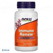Препарат: Now Immune Renew (Нау Имун) д/иммунитета капс. №30