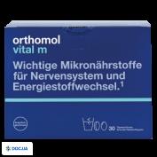 Препарат: Orthomol Vital M табл. (для мужчин) 30 дней