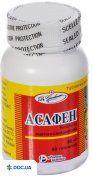 Препарат: Асафен таблетки 80 мг №90