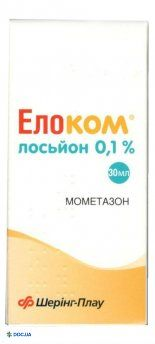 Элоком  Лосьйон 0,1% 30 мл