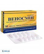 Препарат: Веносмин таблетки 500 мг № 30