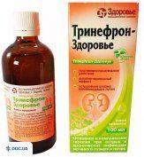 Препарат: Тринефрон-Здоровье капли оральные флакон 100мл