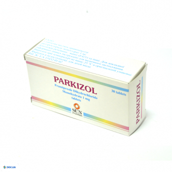 Паркизол таблетки 1 мг №30