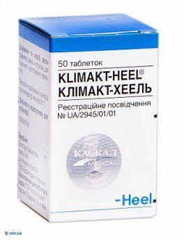 Климакт-хель таблетки №50