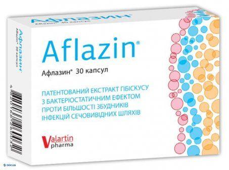 Афлазин капсулы 200 мг №30