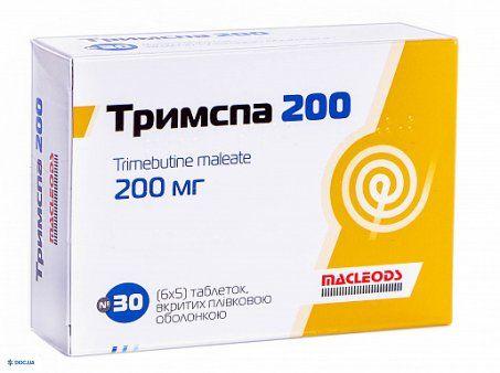 Тримспа таблетки 200 мг, №30