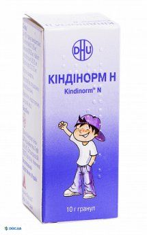 Киндинорм H гранулы флакон 10 г, №1