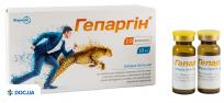 Препарат: Гепаргин раствор для орального применения 10 мл, №10