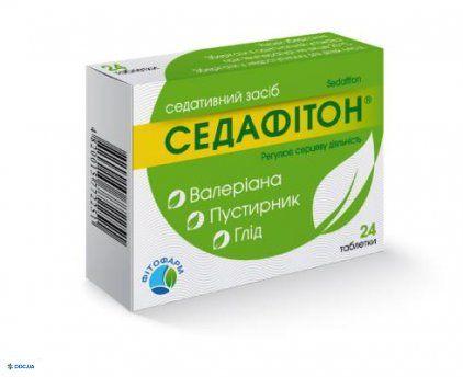 Седафитон таблетки №24