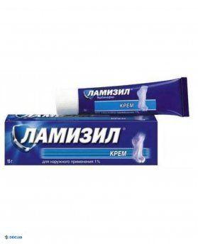 Ламизил крем 1 % 15 г