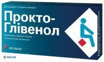 Препарат: Прокто-Гливенол суппозитории №10