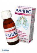 Препарат: Лангес р-р оральный 50 мг/мл 60 мл