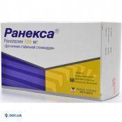 Препарат: Ранекса 500 мг таблетки №60