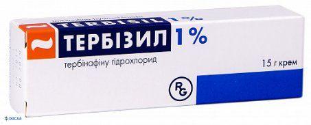 Тербизил крем 1 % 15 г