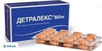 Препарат: Детралекс таблетки 500 мг №60