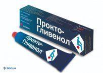 Препарат: Прокто-Гливенол крем 30 г