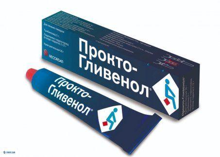 Прокто-Гливенол крем 30 г