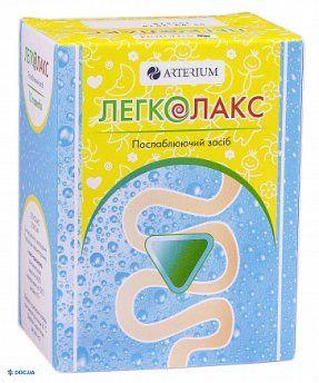 Легколакс порошок для орального раствора 10 г пакет-саше №10