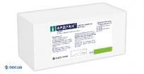 Препарат: Ардуан лиофилизат для инъекций 4 мг флакон с растворителем  2 мл №25