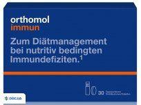 Препарат: Витамины Orthomol Immun 30 дней флаконы+таблетки