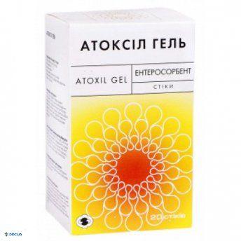 Атоксил Гель стик-пакетик 20 г №20