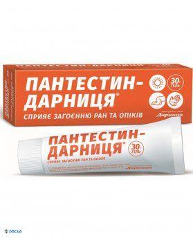 Пантестин-Дарница гель 30 г