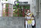 Медицинский центр «Фреш Мед». Онлайн запись в клинику на сайте Doc.ua (061) 709 17 07